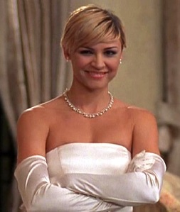"Samaire Armstrong as 'Anna Stern' in ""The O.C."""