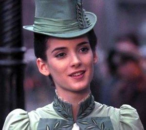 "Winona Ryder as 'Mina Harker' (née Murray) in ""Bram Stoker's Dracula"""