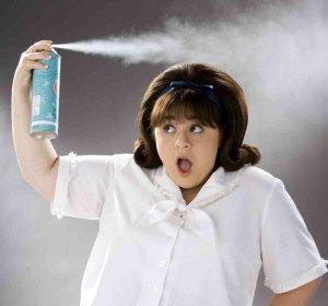 """Nikki Blonsky as 'Tracy Turnblad' in """"Hairspray"""" (2007)"""
