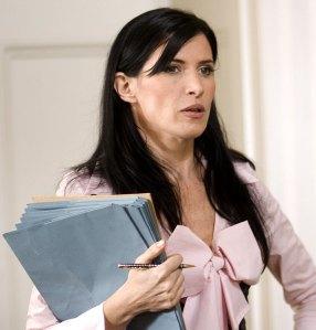 """Ronni Ancona as 'Wanda' in """"Penelope"""""""