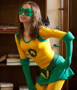 """Ellen Page as 'Libby' (aka 'Boltie') in """"Super"""""""