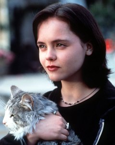 "Christina Ricci as 'Patti Randall' in ""That Darn Cat"" (1997)"