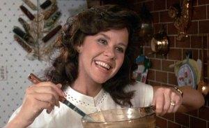 """Linda Blair as 'Nancy Aglet' in """"Repossessed"""""""