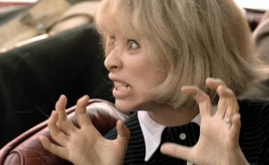 "Mireille Darc as 'Corinne' in ""Weekend"""