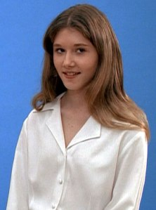 "Jewel Staite as 'Amy Jacobs' in ""The X-Files"" (S3)"