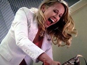 """Anna Camp as 'Sarah Newlin' in """"True Blood"""" (S6)"""