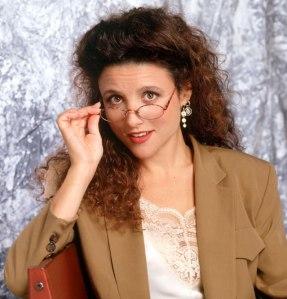 "Julia Louis-Dreyfus as 'Elaine Benes' in ""Seinfeld"" (S3)"