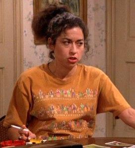 "Mimi Lieber as 'Rula' in ""Seinfeld"" (S3)"